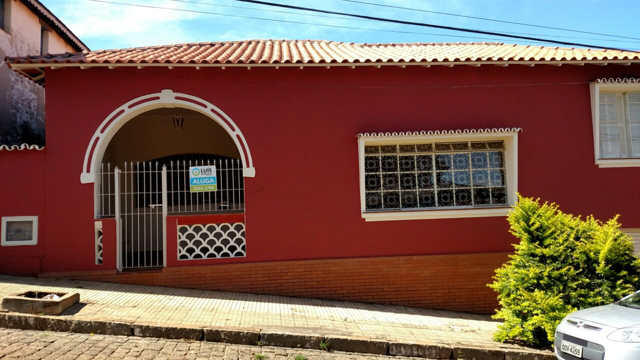 Imóvel disponivel para Locação – Rua Julio Tavares nº 302 – Centro