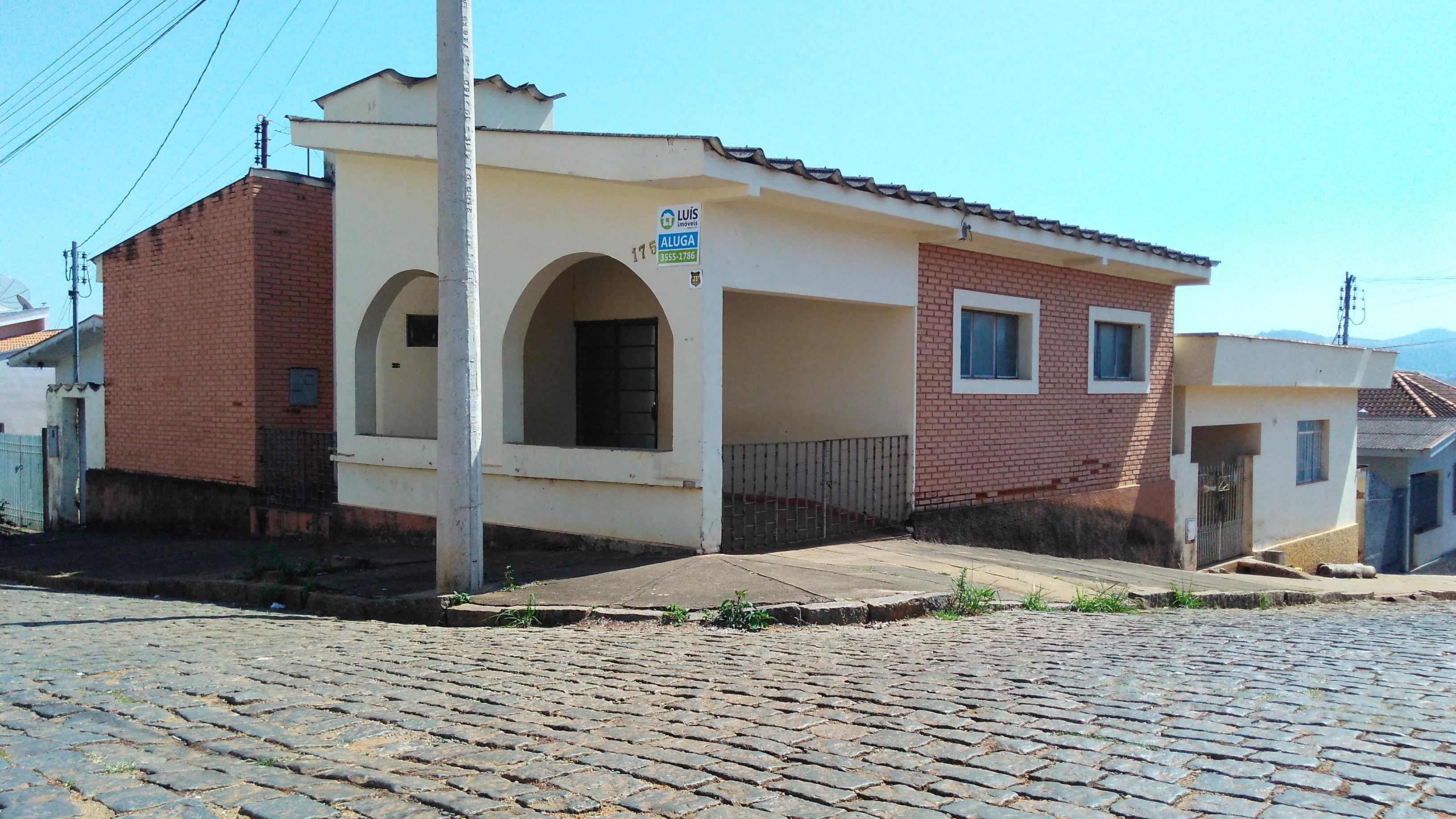 Imóvel Disponível Para Locação – Rua Barão do Rio Branco – Centro