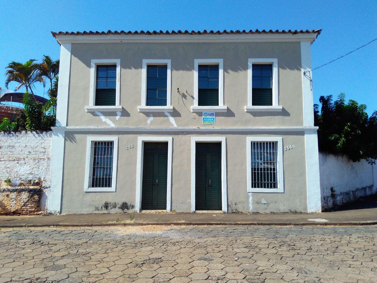 Imóvel Disponível para Aluguel – Rua Marechal Deodoro da Fonseca – Centro